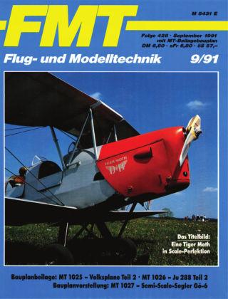 FMT - FLUGMODELL UND TECHNIK 09/1991
