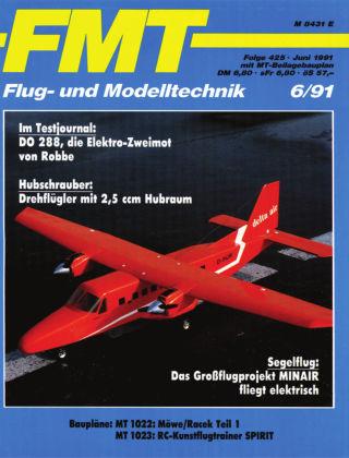 FMT - FLUGMODELL UND TECHNIK 06/1991