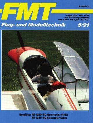 FMT - FLUGMODELL UND TECHNIK 05/1991