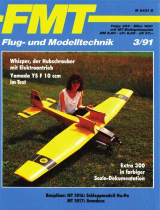 FMT - FLUGMODELL UND TECHNIK 03/1991