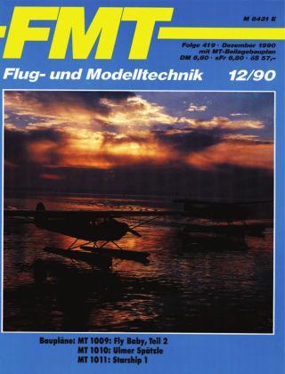 FMT - FLUGMODELL UND TECHNIK 12/1990