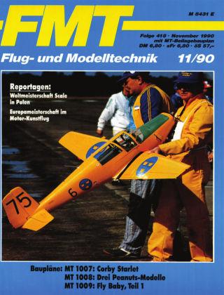 FMT - FLUGMODELL UND TECHNIK 11/1990