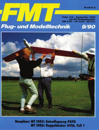FMT - FLUGMODELL UND TECHNIK 09/1990