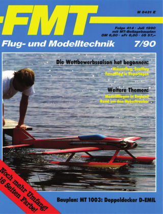 FMT - FLUGMODELL UND TECHNIK 07/1990