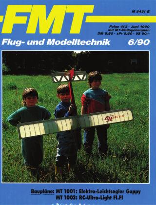 FMT - FLUGMODELL UND TECHNIK 06/1990