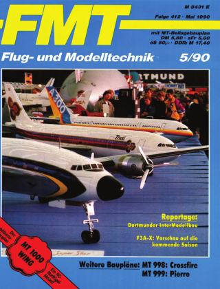 FMT - FLUGMODELL UND TECHNIK 05/1990
