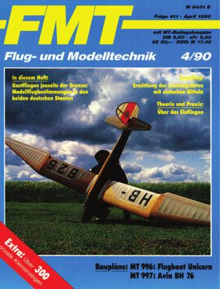 FMT - FLUGMODELL UND TECHNIK 04/1990