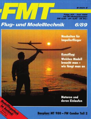 FMT - FLUGMODELL UND TECHNIK 06/1989