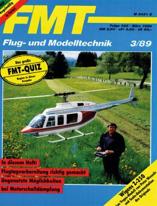 FMT - FLUGMODELL UND TECHNIK 03/1989