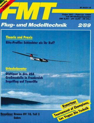 FMT - FLUGMODELL UND TECHNIK 02/1989