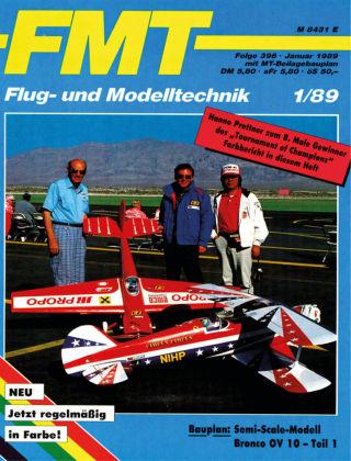 FMT - FLUGMODELL UND TECHNIK 01/1989