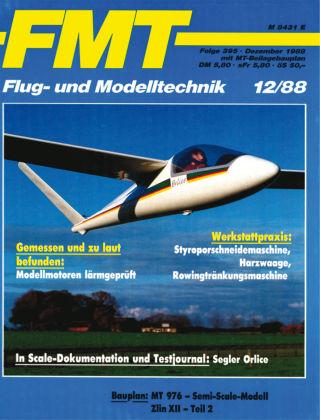 FMT - FLUGMODELL UND TECHNIK 12/1988