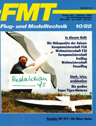 FMT - FLUGMODELL UND TECHNIK 10/1988