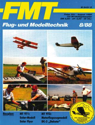 FMT - FLUGMODELL UND TECHNIK 08/1988