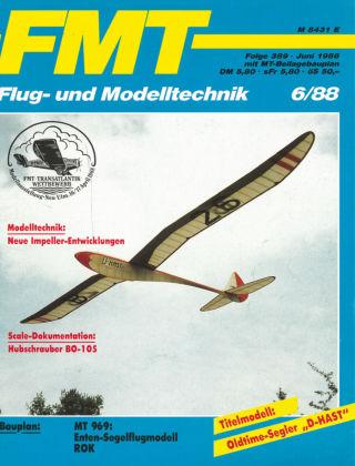 FMT - FLUGMODELL UND TECHNIK 06/1988