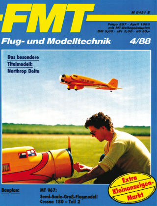 FMT - FLUGMODELL UND TECHNIK 04/1988