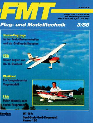 FMT - FLUGMODELL UND TECHNIK 03/1988