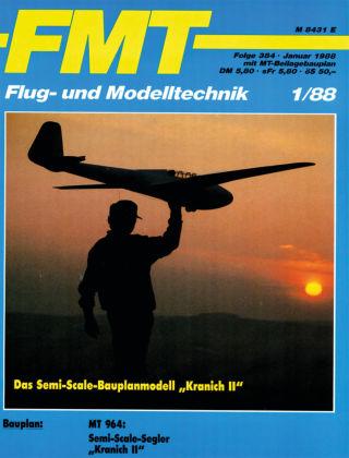 FMT - FLUGMODELL UND TECHNIK 01/1988