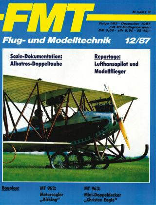 FMT - FLUGMODELL UND TECHNIK 12/1987