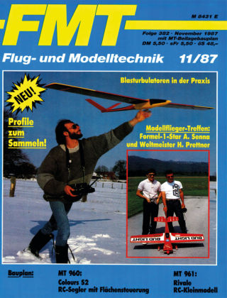 FMT - FLUGMODELL UND TECHNIK 11/1987