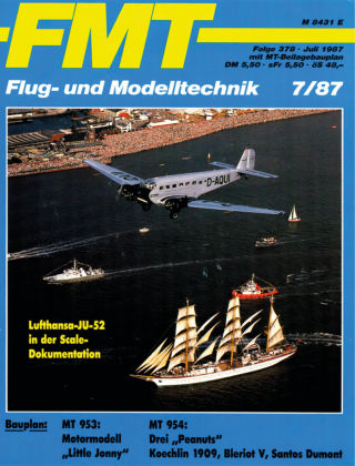 FMT - FLUGMODELL UND TECHNIK 07/1987