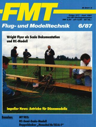 FMT - FLUGMODELL UND TECHNIK 06/1987