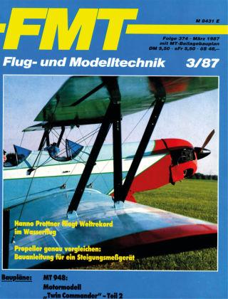 FMT - FLUGMODELL UND TECHNIK 03/1987