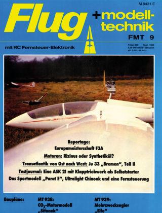 FMT - FLUGMODELL UND TECHNIK 09/1986