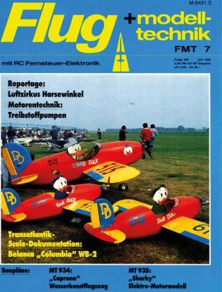 FMT - FLUGMODELL UND TECHNIK 07/1986