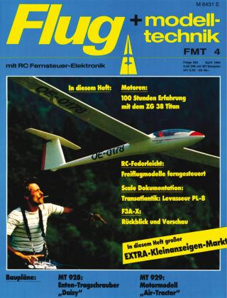 FMT - FLUGMODELL UND TECHNIK 04/1986