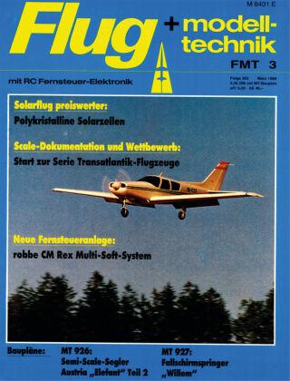 FMT - FLUGMODELL UND TECHNIK 03/1986