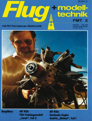 FMT - FLUGMODELL UND TECHNIK 02/1986