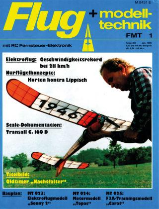 FMT - FLUGMODELL UND TECHNIK 01/1986