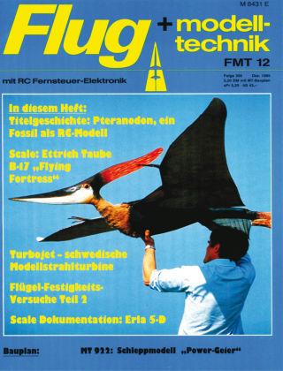 FMT - FLUGMODELL UND TECHNIK 12/1985