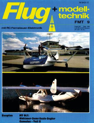 FMT - FLUGMODELL UND TECHNIK 09/1985
