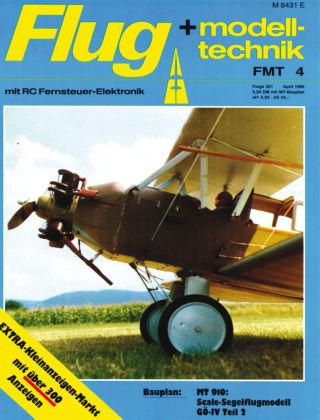 FMT - FLUGMODELL UND TECHNIK 04/1985