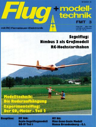 FMT - FLUGMODELL UND TECHNIK 03/1985