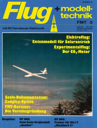 FMT - FLUGMODELL UND TECHNIK 02/1985