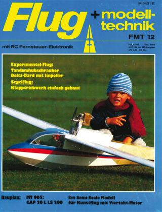 FMT - FLUGMODELL UND TECHNIK 12/1984
