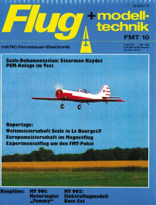 FMT - FLUGMODELL UND TECHNIK 10/1984