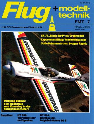 FMT - FLUGMODELL UND TECHNIK 07/1984