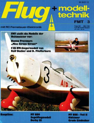 FMT - FLUGMODELL UND TECHNIK 03/1984
