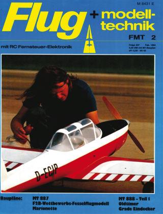 FMT - FLUGMODELL UND TECHNIK 02/1984