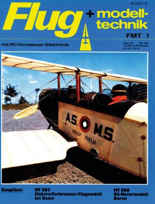 FMT - FLUGMODELL UND TECHNIK 01/1984