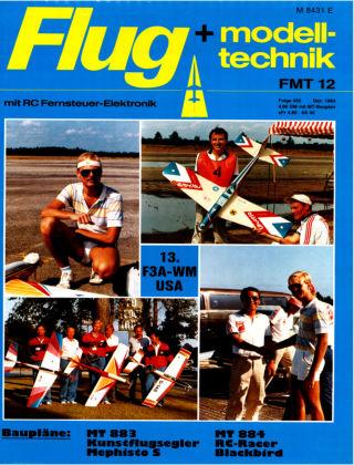 FMT - FLUGMODELL UND TECHNIK 12/1983