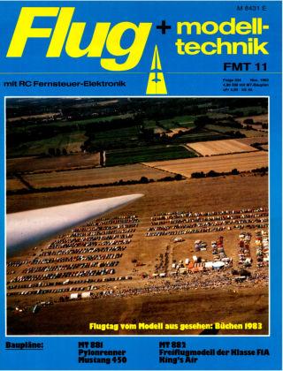 FMT - FLUGMODELL UND TECHNIK 11/1983
