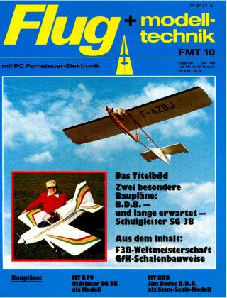 FMT - FLUGMODELL UND TECHNIK 10/1983