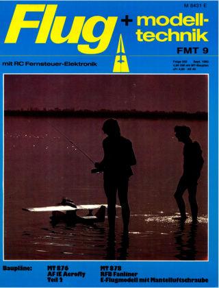 FMT - FLUGMODELL UND TECHNIK 09/1983