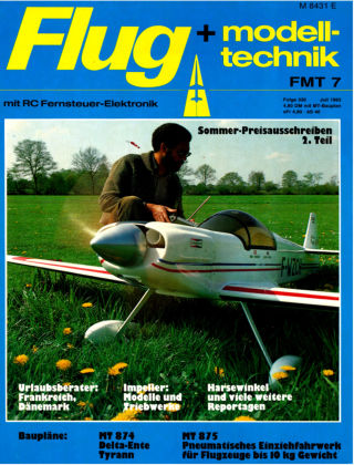 FMT - FLUGMODELL UND TECHNIK 07/1983