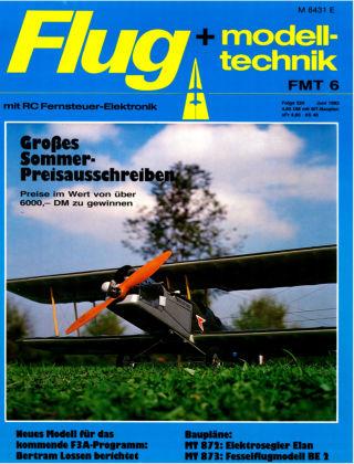 FMT - FLUGMODELL UND TECHNIK 06/1983